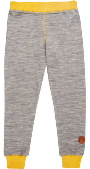 Finkid Kala Wool Leggings Kids storm/banana